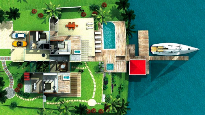 4 Bedrooms, Villa, For sale, 4 Bathrooms, Listing ID 3050, Maho, St. Maarten,