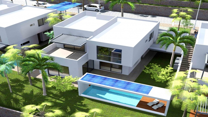 3 Bedrooms, Villa, For sale, 3 Bathrooms, Listing ID 3046, Indigo Bay, St. Maarten,